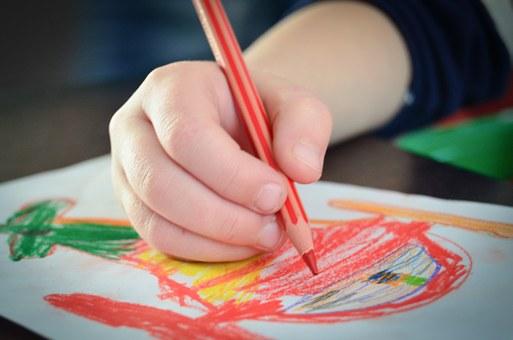 Disegno, Bambino, Figura, Arti, Talento