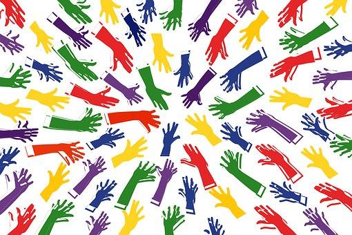 Integrazione, Inclusione, Le Mani, Guida