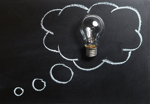 Pensiero, Idea, Innovazione, Fantasia