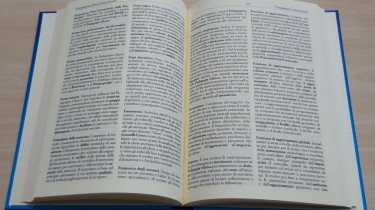 dizionario aperto g